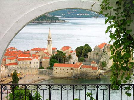Budva Town