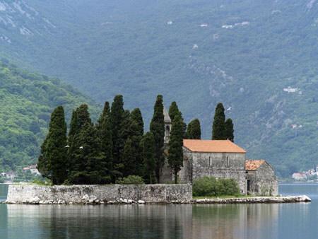 Island of St George (Sveti Dorde)