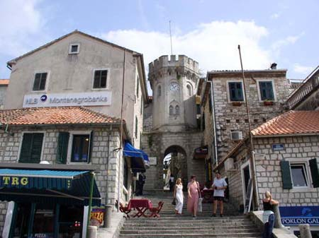 Herceg Novi Clock Tower