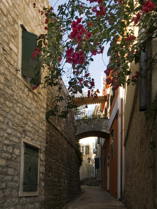 Secluded passages