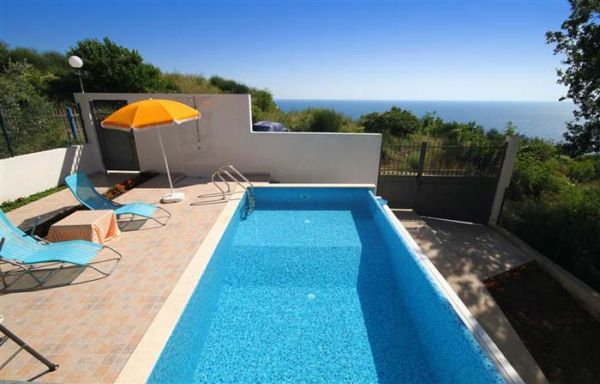 Pool and spectacular view