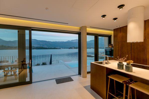 Villa Ann Marie access to pool terrace