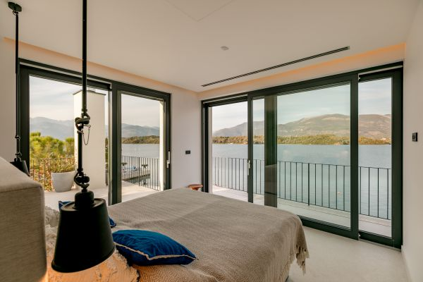 Villa Ann Marie double bedroom with balcony