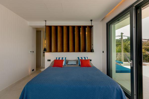 Villa Ann Marie double bedroom
