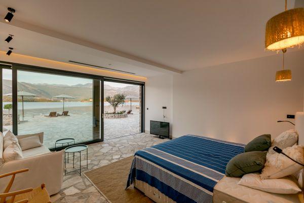 Villa Ann Marie ground floor bedroom