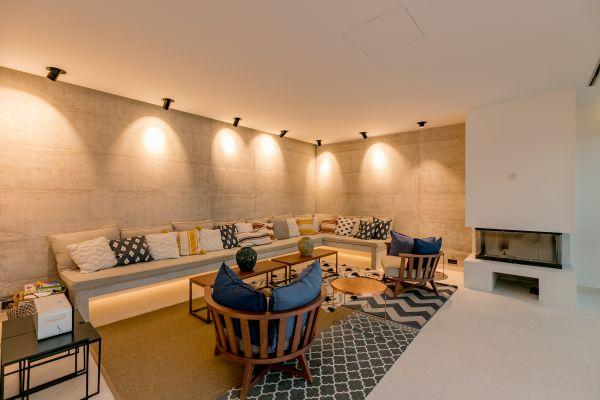 Villa Ann Marie lounge
