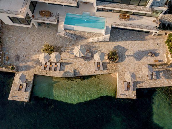 Villa Ann Marie sunbathing areas