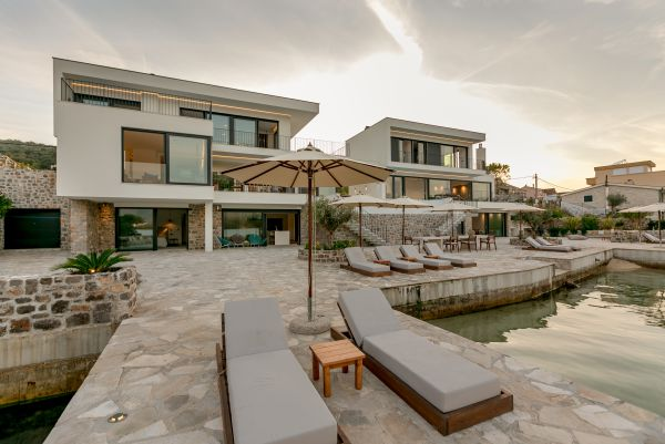 Villa Ann Marie villa and terrace