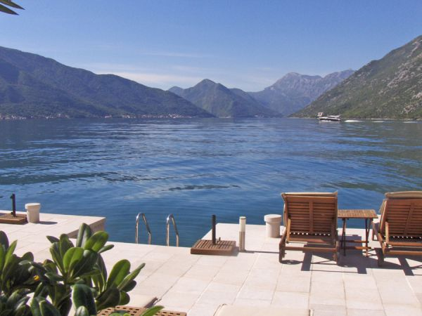 Wonderful views of Kotor Bay