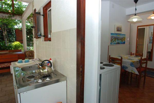 Kitchen and summer kitchen