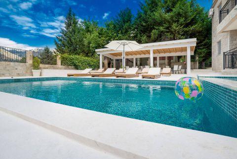 Villa Mirianna,  near Kotor