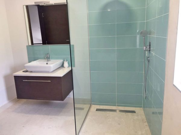 Shower room (example)