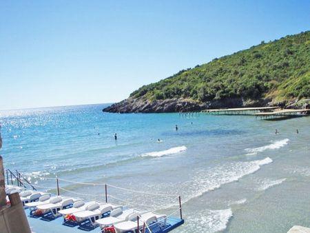 Beautiful beaches ...
