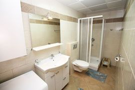 Shower room (typical example)