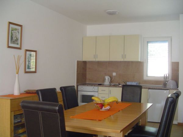 Kitchen/dining area (typical example)
