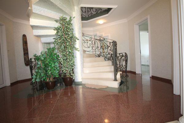 Impressive entrance hall