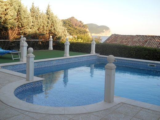 Pool with beautiful view
