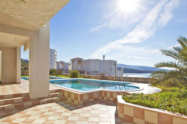 Villa Montenegro Turquoise