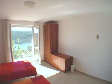 Twin master bedroom
